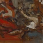 "Untitled Study, 2006,  21 x 26""."